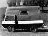 Kaiser-Willys Jeep Wide-Trac Concept by Crown Coach 1960 wallpapers