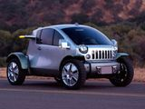 Jeep Treo Concept 2003 wallpapers