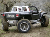 Jeep Hurricane Concept 2005 wallpapers