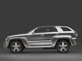 Jeep Trailhawk Concept 2007 wallpapers