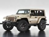 Jeep Wrangler Flattop Concept (JK) 2013 wallpapers