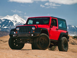 Jeep Wrangler Slim Concept (JK) 2013 wallpapers