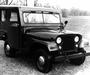 Jeep Dispatcher (DJ3A) 1955–56 photos