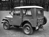 Jeep Dispatcher (DJ3A) 1955–56 wallpapers
