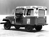 Jeep Dispatcher 100 1970 photos