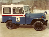 Jeep Dispatcher 100 (DJ5D) 1975–76 photos
