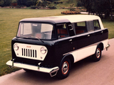 Jeep FC-150 Commuter Van by Reutter 1958 images