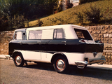 Jeep FC-150 Commuter Van by Reutter 1958 wallpapers