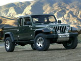 Images of Jeep Gladiator Concept 2005