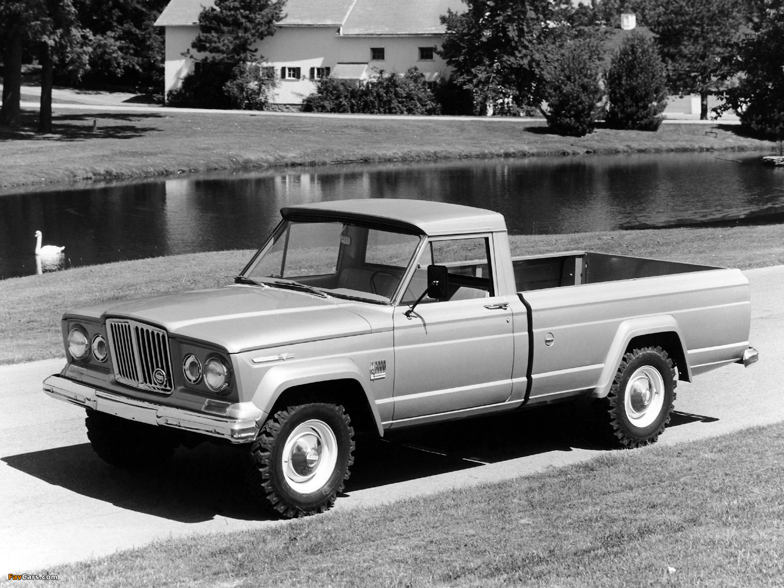Jeep Gladiator 1962 70 Pictures