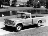 Jeep Gladiator 1962–70 pictures
