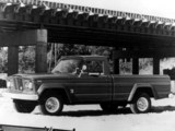 Jeep Gladiator 1962–70 wallpapers