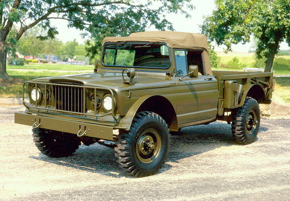 Kaiser Jeep M715 Military Truck 1967 69 Pictures