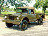 Kaiser Jeep M715 Military Truck 1967–69 pictures