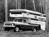 Jeep Gladiator Camper by ElDorado RV Inc. 1970 pictures