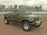 Jeep Gladiator Concept 2005 photos
