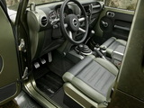Jeep Gladiator Concept 2005 pictures