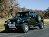Jeep Gladiator Concept 2005 wallpapers