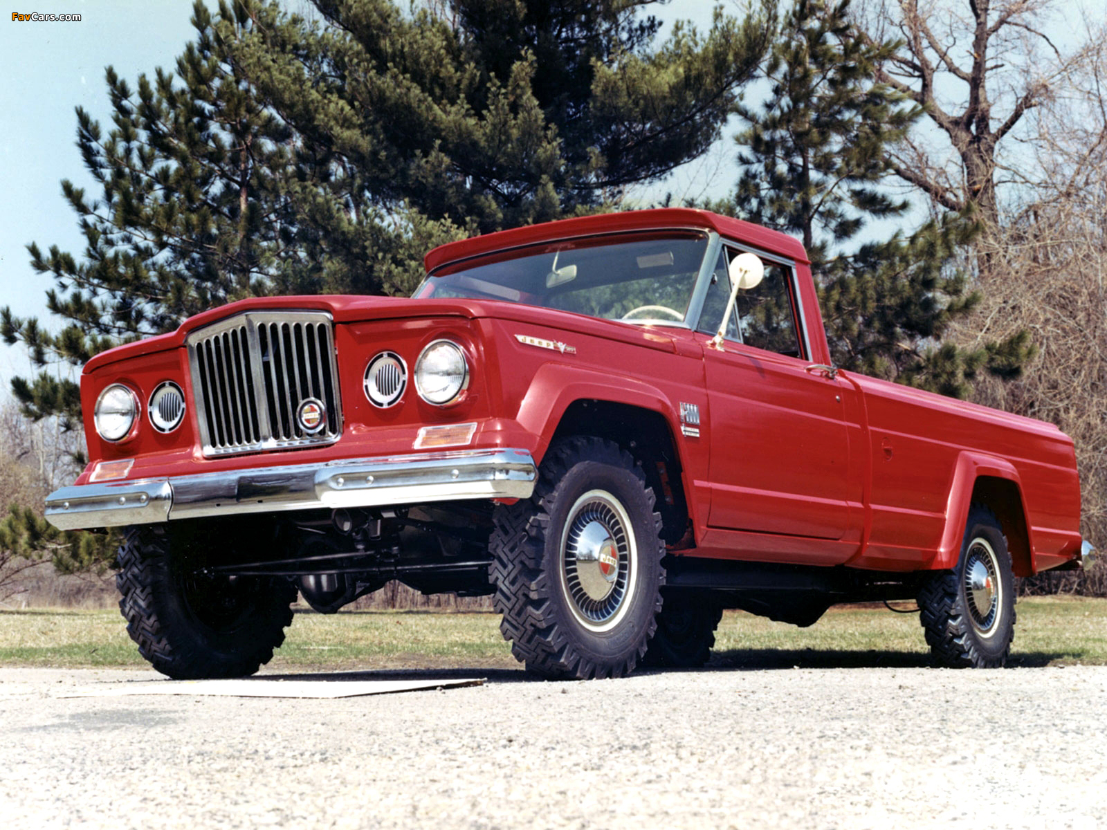 Pictures Of Jeep Gladiator 1962 70