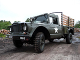 Pictures of Kaiser Jeep M715 Military Truck 1967–69