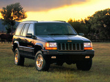 Images of Jeep Grand Cherokee Limited JP-spec (ZJ) 1996–98