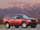 Images of Jeep Grand Cherokee (WK) 2005–07