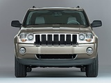 Images of Jeep Grand Cherokee 5.7 Limited (WK) 2005–10