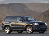 Images of Jeep Grand Cherokee SRT8 (WK) 2006–10