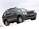 Images of Jeep Grand Cherokee Snow+Rock (WK) 2007