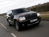 Images of Jeep Grand Cherokee S-Limited UK-spec (WK) 2008–10