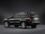 Images of Jeep Grand Cherokee 5.7 Overland (WK) 2008–10