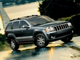 Images of Jeep Grand Cherokee US-spec (WK) 2008–10