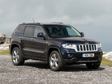 Images of Jeep Grand Cherokee UK-spec (WK2) 2011