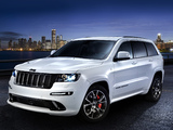 Images of Jeep Grand Cherokee SRT8 Limited Edition (WK2) 2012
