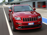 Images of Jeep Grand Cherokee SRT8 EU-spec (WK2) 2012–13