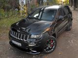 Images of Jeep Grand Cherokee SRT EU-spec (WK2) 2013