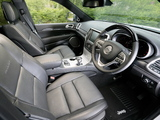 Images of Jeep Grand Cherokee Summit UK-spec (WK2) 2013