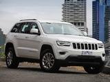 Images of Jeep Grand Cherokee Laredo AU-spec (WK2) 2013