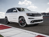 Images of Jeep Grand Cherokee SRT (WK2) 2013
