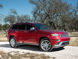 Images of Jeep Grand Cherokee Summit (WK2) 2013