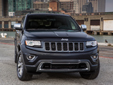 Images of Jeep Grand Cherokee Limited (WK2) 2013