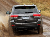 Images of Jeep Grand Cherokee Limited AU-spec (WK2) 2013