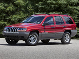 Images of Jeep Grand Cherokee Laredo (WJ) 1998–2004