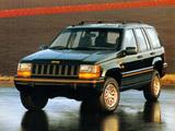 Jeep Grand Cherokee Limited (ZJ) 1993–96 photos