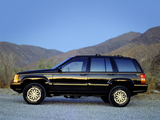 Jeep Grand Cherokee Limited (ZJ) 1993–96 pictures