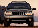 Jeep Grand Cherokee (WJ) 1998–2004 images