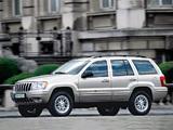 Jeep Grand Cherokee (WJ) 1998–2004 photos