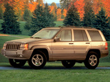 Jeep Grand Cherokee 5.9 Limited (ZJ) 1998 pictures