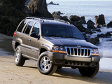 Jeep Grand Cherokee Laredo (WJ) 1998–2004 pictures
