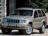 Jeep Grand Cherokee (WJ) 1998–2004 pictures